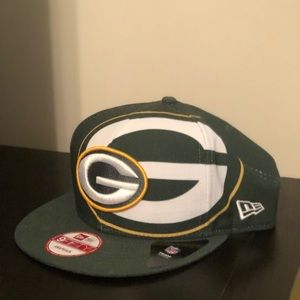 Green Bay Packers SnapBack Hat. Brand new!